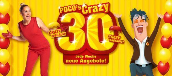 pocos crazy 30 angebote