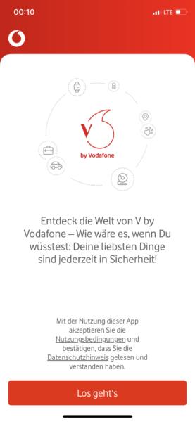 vodafone v app