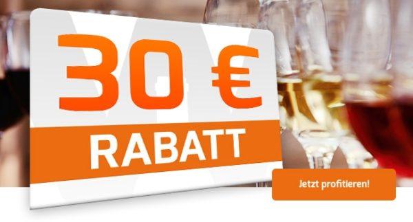 weinvorteil gutschein 30 euro