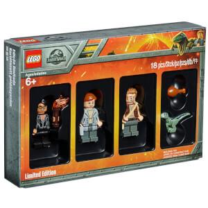 LEGO 5005255 Jurassic World Limited Edition Minifiguren Set