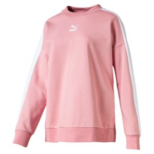 PUMA Classics T7 Damen Sweatshirt