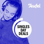 *TOP* Teufel Singles Day: fette Rabatte + Gutscheine bei Teufel