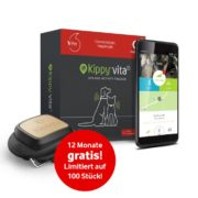 *TOP* Vodafone V-Pet Kippy vita (GPS-Tracker, 12 Monate Internet-Flat) für einmalige 9,99€ + Erfahrungsbericht