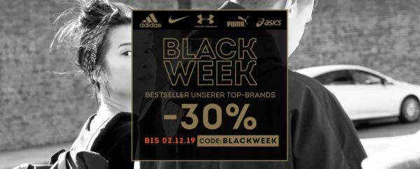 sportscheck black week 2019 banner