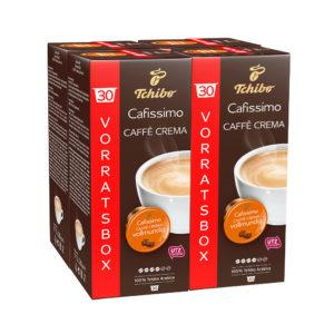 tchibo cafissimo caffe crema kapseln