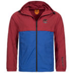 timberland colour block windbreaker herrenjacke