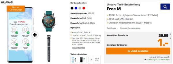 huawei p30 pro huawei smartwatch o2 free m saturn tarifwelt