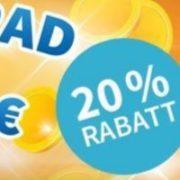 *NEU & BESTANDSKUNDEN* Lottohelden: Rubbellos der Woche - Bis zu 20% Rabatt auf das Rubellos Glücksrad