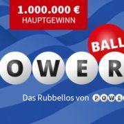 *NEU & BESTANDSKUNDEN* Lottohelden: Rubbellos der Woche - Bis zu 20% Rabatt auf das Rubbellos PowerBall