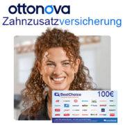 🦷 *100€ BONUS* Bei Abschluss einer ottonova Zahnzusatzversicherung