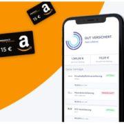 *TOP* CLARK: Unbegrenzt Amazon Gutscheine* für eure Versicherungen abstauben