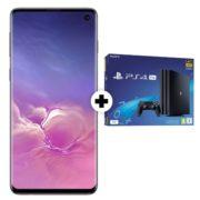 *TOP* Samsung Galaxy S10 + PlayStation 4 Pro mit 18 GB LTE & Allnet im Vodafone-Netz für 31,99€/Monat - effektiv 0,32€/Monat