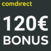 *KNALLER* 120€ Bonus für das kostenlose comdirect Depot (schufafrei)
