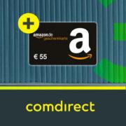 *NUR 2 TAGE* 55€ Bonus für die Eröffnung des kostenlosen comdirect Depot (schufafrei)