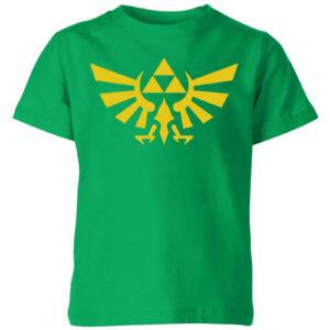 zelda-t-shirt-gruen