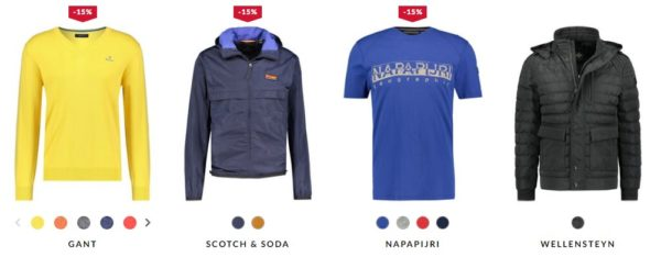 Engelhorn: 15% Extra Rabatt auf Bestseller Fashion & Sport
