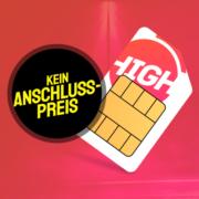 *KNALLER* Sparhandy: High-Tarife im Angebot - z.B. 20GB LTE Allnet-Flat im Telekom-Netz für 20€/Monat (ohne AG!)
