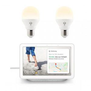 google-nest-lautsprecher-lifx-mini-white-lampe