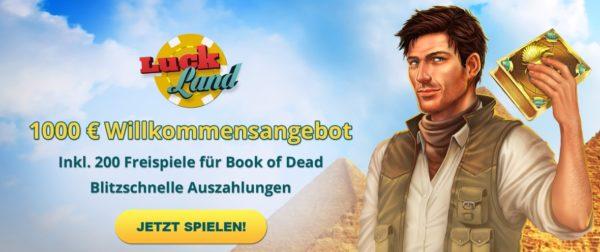 luckland-willkommensspiel-banner
