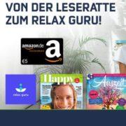 💰 *GRATIS* 5€ Amazon.de Gutschein* abstauben & 1 Monat Readly kostenlos testen