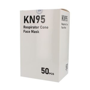 kn95-respirator-cone-face-mask-packung