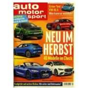 DPV: Große Herbst-Kampagne mit günstigen Abos – z.B. Jahresabo Auto, Motor & Sport für 99,90€ + 90€ Prämie
