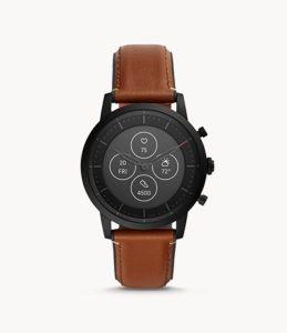 herren-hybrid-smartwatch-collider-leder