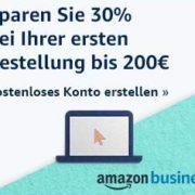 Amazon Business: 8% Rabatt für Neukunden MonsterDealz.de