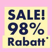 *KNALLER* EIS: Bis zu 98% Rabatt - z.B. Vibrator für 0,69€