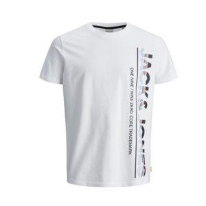 jack-and-jones-shirt-kurzarm-grau