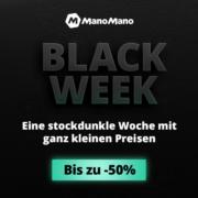 *TOP* ManoMano: Angebote & Rabatte im Online-Shop - z.B. Homelody Badarmatur inkl. Mischbatterie für 39,99€