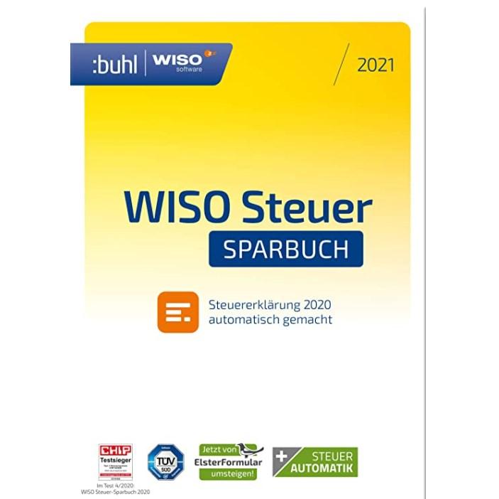WISO Steuer-Sparbuch 2021 (für Steuerjahr 2020   PC ...