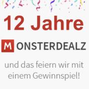 MonsterDealz Jubiläum: Erhöhte M-Coins - ohne viel Aufwand durch Aktivität 5€ abstauben