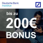 *200€ BONUS* ROBIN Depot der Deutschen Bank kostenfrei eröffnen