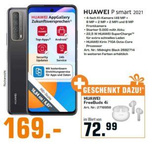HUAWEI P smart 2021 128