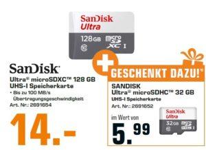 SANDISK Ultra, Micro-SDXC