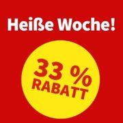 """*NEU- & BESTANDSKUNDEN* Lottohelden """"Heiße Woche"""" - 33% Rabatt auf die beliebtesten Lotterien - Tag 7 - GlücksSpirale (3 Lose) für 10€"""
