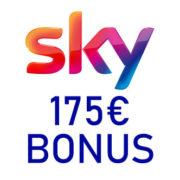 *KNALLER* 125€ Amazon.de-Gutschein* + 50€ Bonus für Sky, effektiv ab 5,33€/Monat