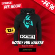 Sportspar: Fortnite Lama Kapuzensweatshirt ab 12,12€