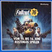 GRATIS: Fallout 76 kostenlos auf allen Plattformen (PC-Steam, Playstation, Xbox) spielen