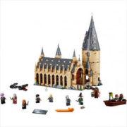 LEGO® Harry Potter™ 75954 Die große Halle von Hogwarts für 84,89€ (statt 95€)