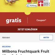 Lidl: gratis Milbona Fruchtquark Fruit King Safari zum Weltkindertag ab 35€ Einkaufswert