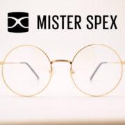 👓 Mister Spex: 50% Rabatt auf alle Gläser & Veredelungen