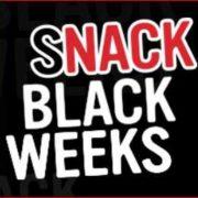 *Ab 15.11.* 3für2 bei den Ferrero Snack Black Weeks