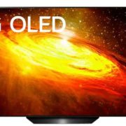 LG OLED55BX9LB OLED TV (55 Zoll UHD SMART TV mit webOS 5.0)