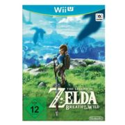 The Legend of Zelda: Breath of the Wild - Wii U für 43,95€ (statt 55€)