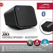 2 x SPEEDLINK JUKX Speaker Bluetooth Lautsprecher