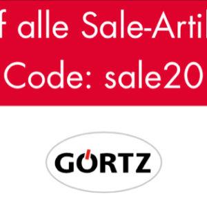 1a3cb76bbba3e2 20% Rabatt bei Görtz auf alle Sale Artikel dank Gutscheincode ...