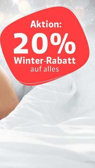 Www Schlafwelt De Rabatt 20 : 20 winter rabatt bei ~ Bigdaddyawards.com Haus und Dekorationen