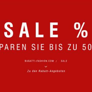 Bugatti SALE Bis zu 50% Rabatt Alle Angebote